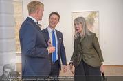 Martha Jungwirth Ausstellung - Albertina - Do 01.03.2018 - Gernot BL�MEL, Klaus Albrecht SCHR�DER, Martha JUNGWIRTH15
