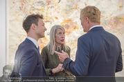 Martha Jungwirth Ausstellung - Albertina - Do 01.03.2018 - Gernot BL�MEL, Klaus Albrecht SCHR�DER, Martha JUNGWIRTH16