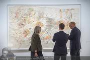 Martha Jungwirth Ausstellung - Albertina - Do 01.03.2018 - Gernot BL�MEL, Klaus Albrecht SCHR�DER, Martha JUNGWIRTH18