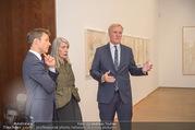 Martha Jungwirth Ausstellung - Albertina - Do 01.03.2018 - Gernot BL�MEL, Klaus Albrecht SCHR�DER, Martha JUNGWIRTH20
