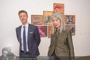 Martha Jungwirth Ausstellung - Albertina - Do 01.03.2018 - Gernot BL�MEL, Martha JUNGWIRTH27