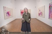 Martha Jungwirth Ausstellung - Albertina - Do 01.03.2018 - Martha JUNGWIRTH (Portrait)28