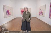 Martha Jungwirth Ausstellung - Albertina - Do 01.03.2018 - Martha JUNGWIRTH (Portrait)29