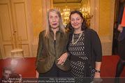 Martha Jungwirth Ausstellung - Albertina - Do 01.03.2018 - Martha JUNGWIRTH, Antonia H�RSCHELMANN48
