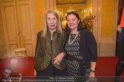 Martha Jungwirth Ausstellung - Albertina - Do 01.03.2018 - Martha JUNGWIRTH, Antonia H�RSCHELMANN49