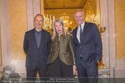Martha Jungwirth Ausstellung - Albertina - Do 01.03.2018 - Erwin WURM, Martha JUNGWIRTH, Klaus Albrecht SCHR�DER61