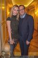 Christian Marek Feier - Grand Hotel - Sa 03.03.2018 - Philipp WECK mit Freundin Yulija DEVYATOVA11