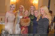 Christian Marek Feier - Grand Hotel - Sa 03.03.2018 - Kristina BACH, Kriemhild Maria SIEGEL mit Freundinnen55