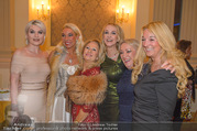 Christian Marek Feier - Grand Hotel - Sa 03.03.2018 - Kristina BACH, Kriemhild Maria SIEGEL mit Freundinnen56