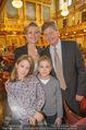 All for Autism Charity Konzert - Musikverein - So 04.03.2018 - Familie Martina und Kari HOHENLOHE mit Kindern Lilly und Louie9
