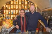 Presseshooting Placido Domingo jr. - Restaurant Sole - Di 06.03.2018 - Placido DOMINGO jr., Wolfgang WERNER4