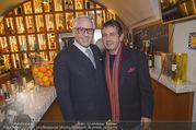 Presseshooting Placido Domingo jr. - Restaurant Sole - Di 06.03.2018 - Aki NUREDINI, Placido DOMINGO jr.11