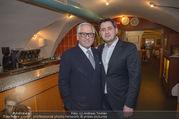 Presseshooting Placido Domingo jr. - Restaurant Sole - Di 06.03.2018 - Aki NUREDINI mit Sohn Naser13