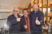 Presseshooting Placido Domingo jr. - Restaurant Sole - Di 06.03.2018 - Aki NUREDINI, Placido DOMINGO jr., Wolfgang WERNER15