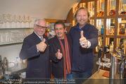 Presseshooting Placido Domingo jr. - Restaurant Sole - Di 06.03.2018 - Aki NUREDINI, Placido DOMINGO jr., Wolfgang WERNER16