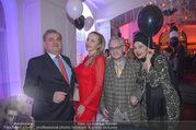 26Bar Opening - Kempinski Hotel - Mi 07.03.2018 - Christian und Ekaterina MUCHA, Gerhard MITROVITS, Andrea BUDAY14