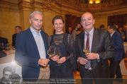 Vinaria Trophy 2018 - Palais Niederösterreich - Do 08.03.2018 - Rainer PARIASEK, Prinzessin Marie von und zu Liechtenstein, Herb2