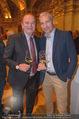 Vinaria Trophy 2018 - Palais Niederösterreich - Do 08.03.2018 - Rainer PARIASEK, Herbert PROHASKA8
