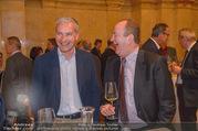 Vinaria Trophy 2018 - Palais Niederösterreich - Do 08.03.2018 - Rainer PARIASEK, Herbert PROHASKA11