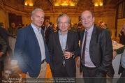 Vinaria Trophy 2018 - Palais Niederösterreich - Do 08.03.2018 - Rainer PARIASEK, Herbert PROHASKA, Friedrich STICKLER15