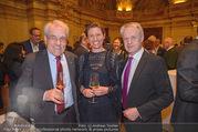 Vinaria Trophy 2018 - Palais Niederösterreich - Do 08.03.2018 - Emmerich KNOLL, Prinzessin Marie von und zu Liechtenstein, Erwin18