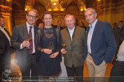 Vinaria Trophy 2018 - Palais Niederösterreich - Do 08.03.2018 - Willi BR�NDLMAYER, Prinzessin Marie von und zu Liechtenstein, F21