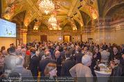 Vinaria Trophy 2018 - Palais Niederösterreich - Do 08.03.2018 - 23