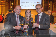 Vinaria Trophy 2018 - Palais Niederösterreich - Do 08.03.2018 - Maria GRO�BAUER GROSSBAUER, Herbert PROHASKA, Willi BR�NDLMAYE37
