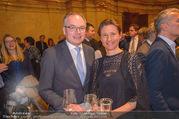 Vinaria Trophy 2018 - Palais Niederösterreich - Do 08.03.2018 - Stephan PERNKOPF; Prinzessin Marie von und zu Liechtenstein38