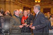 Vinaria Trophy 2018 - Palais Niederösterreich - Do 08.03.2018 - Franz HIRTZBERGER, Hansj�rg SCHELLING mit Ehefrau Uschi41