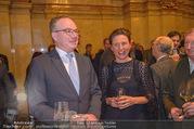 Vinaria Trophy 2018 - Palais Niederösterreich - Do 08.03.2018 - Stephan PERNKOPF, Prinzessin Marie von und zu Liechtenstein47