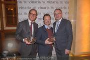 Vinaria Trophy 2018 - Palais Niederösterreich - Do 08.03.2018 - 83