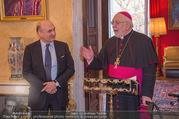 Orden für Ali Rahimi - Apostolische Nuntiatur - Di 13.03.2018 - Ali RAHIMI, Nuntius Peter Stephan ZURBRIGGEN8
