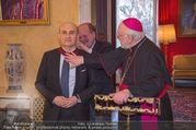 Orden für Ali Rahimi - Apostolische Nuntiatur - Di 13.03.2018 - Ali RAHIMI, Wolfgang BANDION, Nuntius Peter Stephan ZURBRIGGEN13