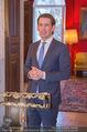 Orden für Ali Rahimi - Apostolische Nuntiatur - Di 13.03.2018 - Sebastian KURZ25