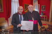 Orden für Ali Rahimi - Apostolische Nuntiatur - Di 13.03.2018 - Ali RAHIMI, Nuntius Peter Stephan ZURBRIGGEN29