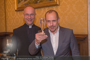 Orden für Ali Rahimi - Apostolische Nuntiatur - Di 13.03.2018 - Gery KESZLER, Toni FABER49