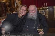 Hermann Nitsch Geburtstag - Marchfelderhof - Mi 14.03.2018 - Hermann NITSCH, Monika KUS-PICCO8