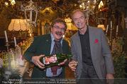 Hermann Nitsch Geburtstag - Marchfelderhof - Mi 14.03.2018 - Gerhard BOCEK, Heribert KASPER11