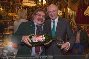 Hermann Nitsch Geburtstag - Marchfelderhof - Mi 14.03.2018 - Gerhard BOCEK, Erwin PR�LL13