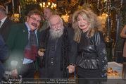Hermann Nitsch Geburtstag - Marchfelderhof - Mi 14.03.2018 - Hermann NITSCH, Jeanine SCHILLER, Gerhard BOCEK20