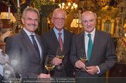 Hermann Nitsch Geburtstag - Marchfelderhof - Mi 14.03.2018 - Karl WILFING, Werner FASSLABEND, Erwin PR�LL23