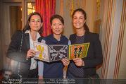 Keith Haring Ausstellung - Albertina - Do 15.03.2018 - Birgit LAUDA, Kimberly Chang MATHIEU, Shirin MILANI4
