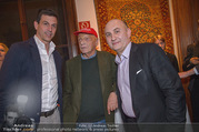 Charity Versteigerung - Palais Szechenyi - Do 15.03.2018 - Toto WOLFF, Niki LAUDA, Ali RAHIMI4