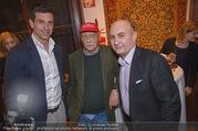 Charity Versteigerung - Palais Szechenyi - Do 15.03.2018 - Toto WOLFF, Niki LAUDA, Ali RAHIMI5