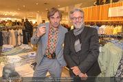 20 Jahre P&C - Peek & Cloppenburg - Mi 21.03.2018 - Hubertus HOHENLOHE, Adi HIRSCHAL44