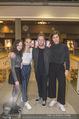 Kinopremiere Die letzte Party Deines Lebens - Cineplexx Donauplex - Do 22.03.2018 - Fanny ALTENBURGER, Antonia MORETTI, Markus FREIST�TTER, Elisabe2
