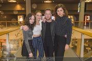 Kinopremiere Die letzte Party Deines Lebens - Cineplexx Donauplex - Do 22.03.2018 - Fanny ALTENBURGER, Antonia MORETTI, Markus FREIST�TTER, Elisabe4