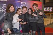 Kinopremiere Die letzte Party Deines Lebens - Cineplexx Donauplex - Do 22.03.2018 - Dominik HARTL, Fanny ALTENBURGER, Antonia MORETTI, Markus FREIST14