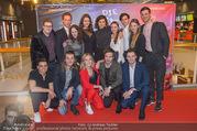 Kinopremiere Die letzte Party Deines Lebens - Cineplexx Donauplex - Do 22.03.2018 - Gruppenfoto Cast, Schauspieler, Besetzung34